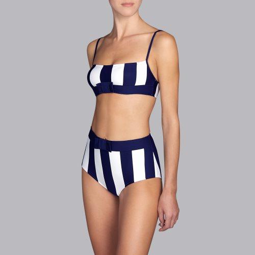 Andres Sarda Swimwear - AZURA - Gemoldeter Bikini-Top Front3