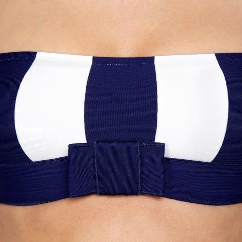 Andres Sarda Swimwear - AZURA - Gemoldeter Bikini-Top Front4