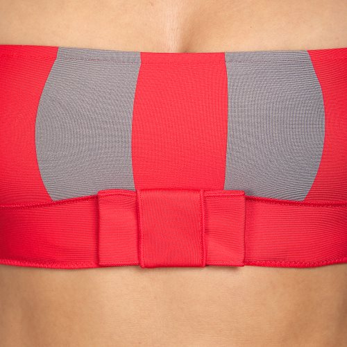 Andres Sarda Swimwear - AZURA - preshaped bikini top Front4