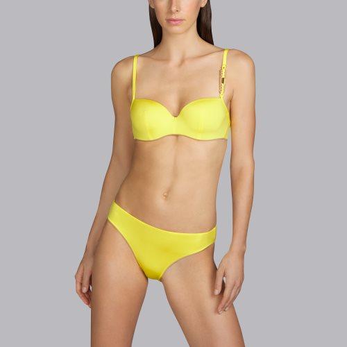 Andres Sarda Swimwear - BOHEME - preshaped bikini top Front2