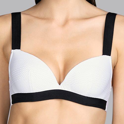 Andres Sarda Swimwear - MOD - Gemoldeter Bikini-Top Front