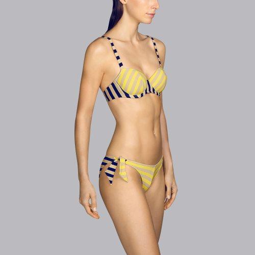Andres Sarda Swimwear - NAIF - preshaped bikini top Front3