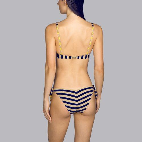 Andres Sarda Swimwear - NAIF - preshaped bikini top Front4