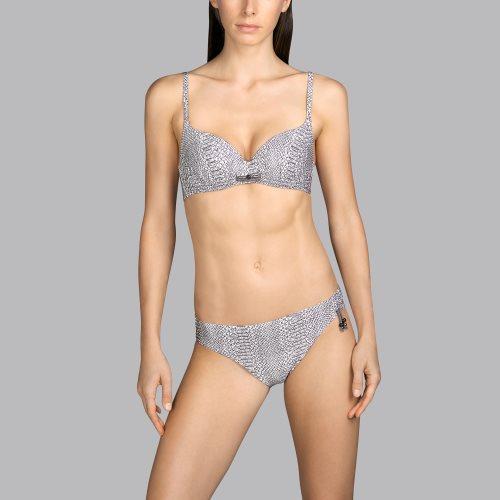 Andres Sarda Swimwear - PEACE - voorgevormde bikinitop front2