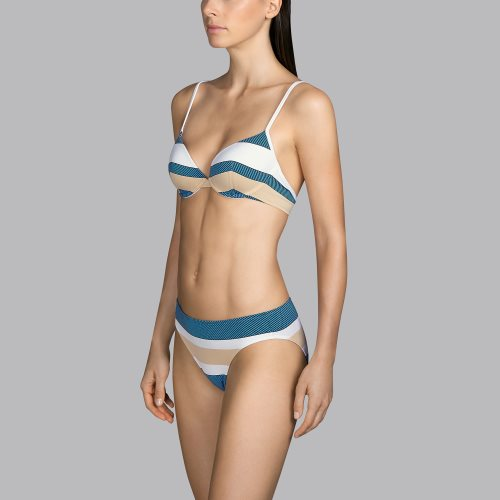 Andres Sarda Swimwear - POP - preshaped bikini top Front3