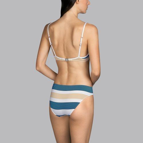 Andres Sarda Swimwear - POP - preshaped bikini top Front4