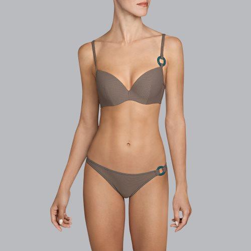 Andres Sarda Swimwear - TANE - Gemoldeter Bikini-Top Front2