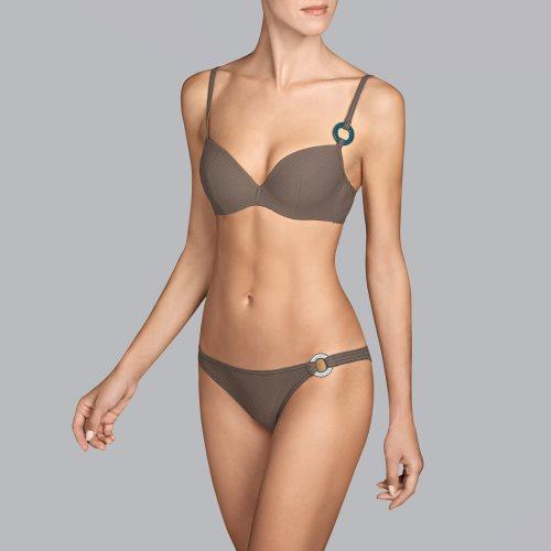 Andres Sarda Swimwear - TANE - Gemoldeter Bikini-Top Front3