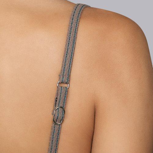 Andres Sarda Swimwear - TANE - Gemoldeter Bikini-Top Front5