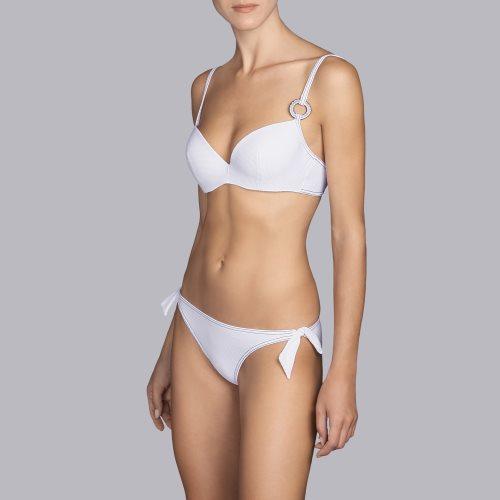Andres Sarda Swimwear - TANE - preshaped bikini top Front3