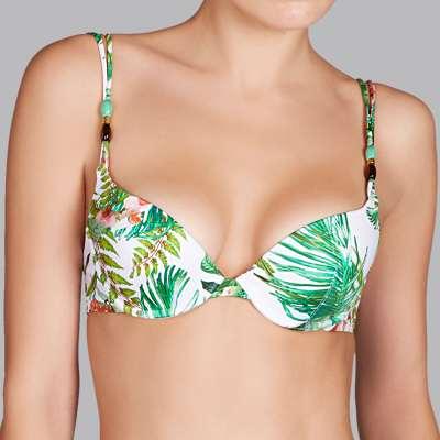 Andres Sarda Swimwear - push-up bikini Front