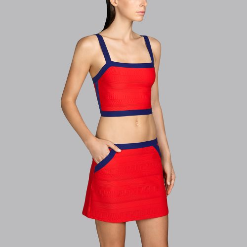 Andres Sarda Swimwear - MOD - skirt Front3