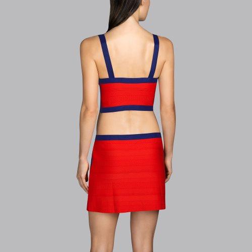 Andres Sarda Swimwear - MOD - skirt Front4