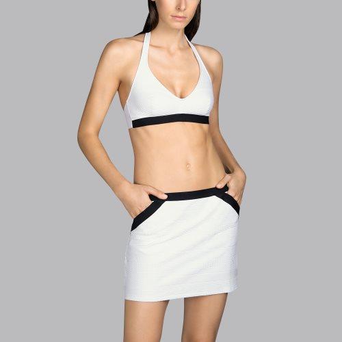 Andres Sarda Swimwear - MOD - skirt Front2