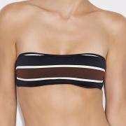Andres Sarda Swimwear - AGATA - strapless bikini Front