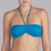 Andres Sarda Swimwear - strapless bikini Front