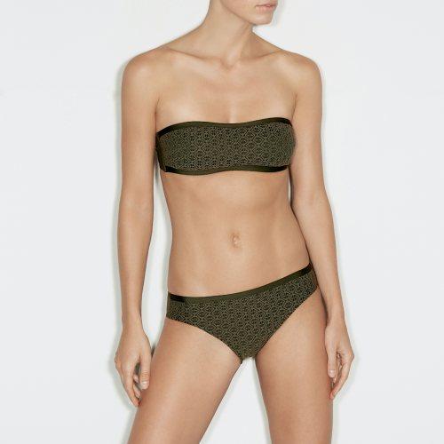 Andres Sarda Swimwear - MAGDA - strapless bikini Front3