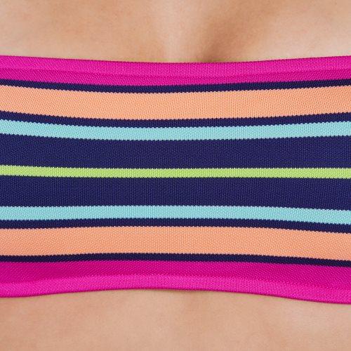 Andres Sarda Swimwear - PITTA - strapless bikini Front6