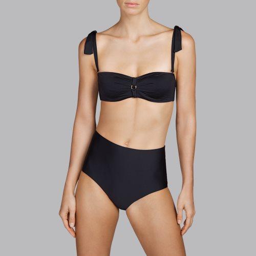 Andres Sarda Swimwear - TANAGER - Bikini Trägerlos Front2