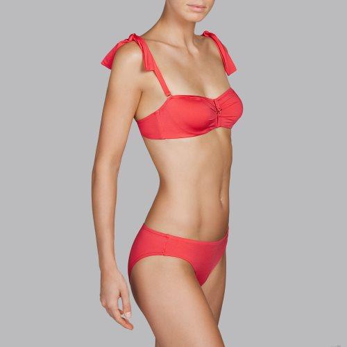 Andres Sarda Swimwear - TANAGER - strapless bikini Front3