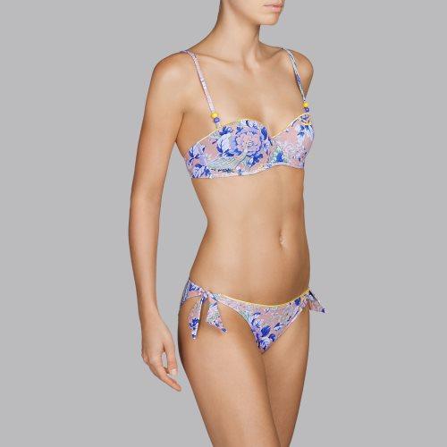 Andres Sarda Swimwear - TURACO - Bikini Trägerlos Front3