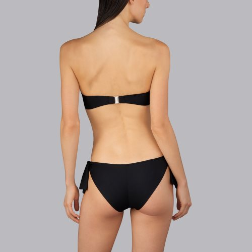 Andres Sarda Swimwear - MOON - strapless bikini top Front6