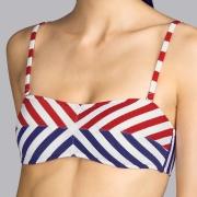 Andres Sarda Swimwear - NAIF - strapless bikinitop Front