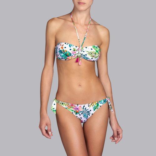 Andres Sarda Swimwear - SHELTER - Bikini-Top Trägerlos Front2