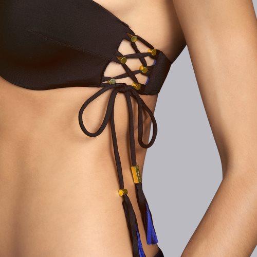 Andres Sarda Swimwear - WILSON - Bikini-Top Trägerlos Front4
