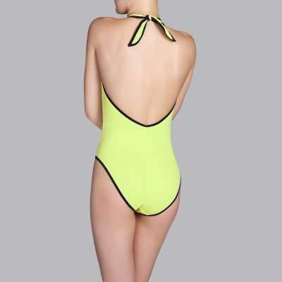 Andres Sarda Swimwear - swimsuit Front3