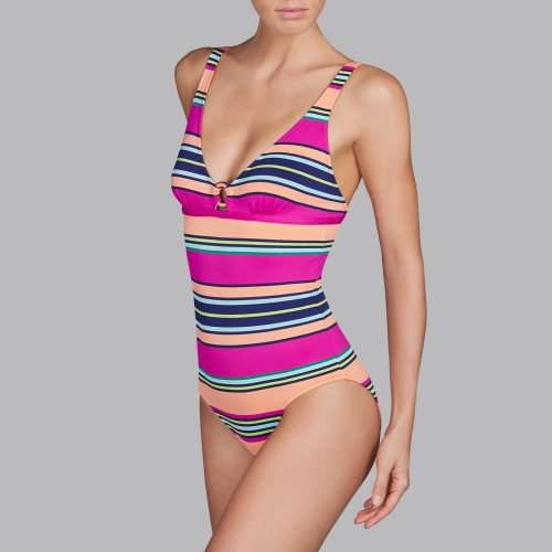 best loved 9e891 1e132 Andres Sarda Swimwear PITTA Badeanzug figurformend in ...