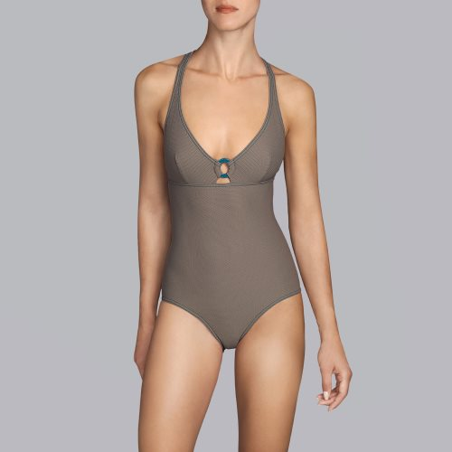 Andres Sarda Swimwear - TANE - swimsuit control Front