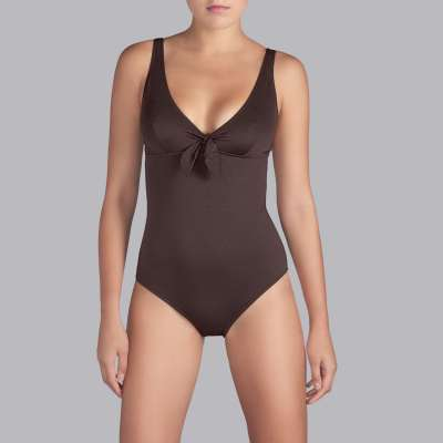 Andres Sarda Swimwear - swimsuit control Front