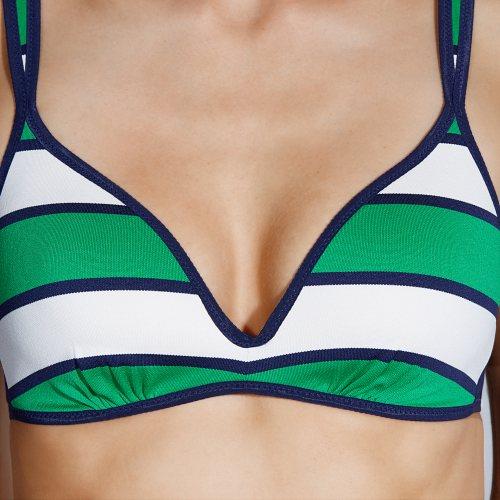Andres Sarda Swimwear - AGATA - triangle bikini Front4
