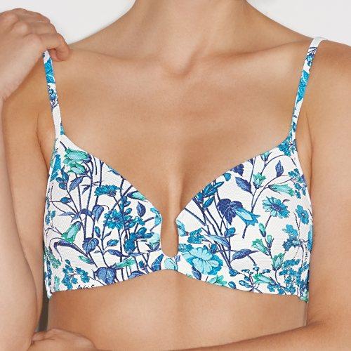 Andres Sarda Swimwear - ANTONELLA - triangle bikini Front