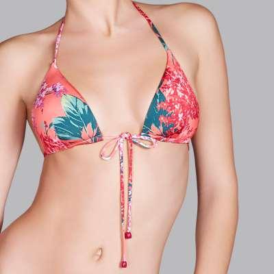 Andres Sarda Swimwear - triangle bikini Front