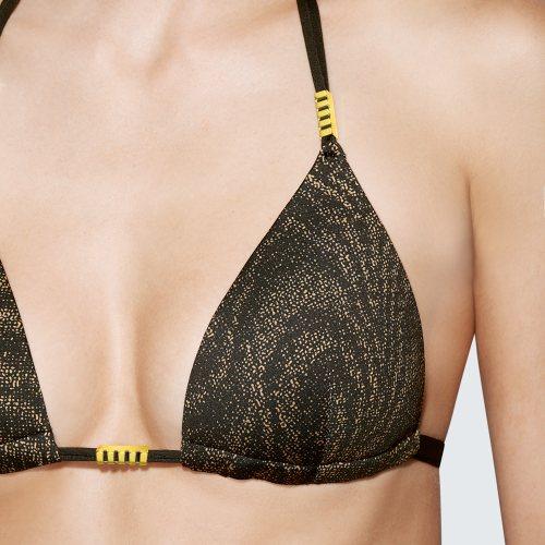 Andres Sarda Swimwear - CARMEN - triangle bikini Front4