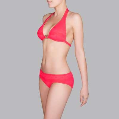Andres Sarda Swimwear - triangle bikini Front2