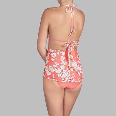 Andres Sarda Swimwear - triangle bikini Front4