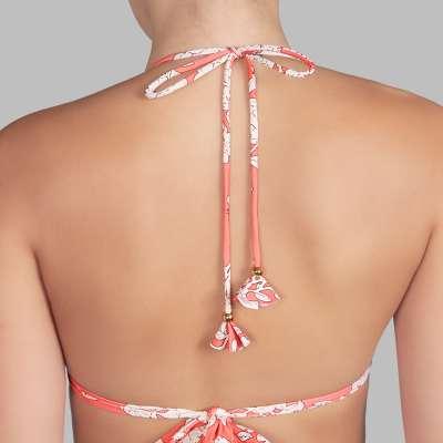 Andres Sarda Swimwear - triangle bikini Front5
