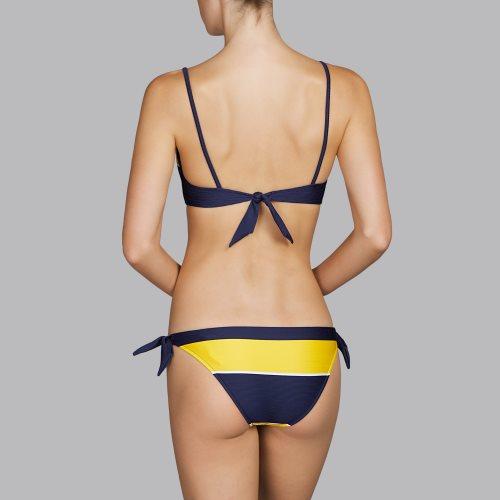 Andres Sarda Swimwear - QUETZAL - triangle bikini Front4