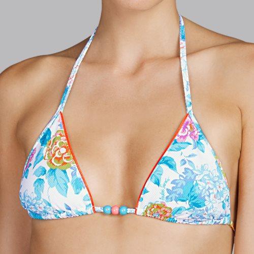 Andres Sarda Swimwear - TURACO - triangel bikini Front