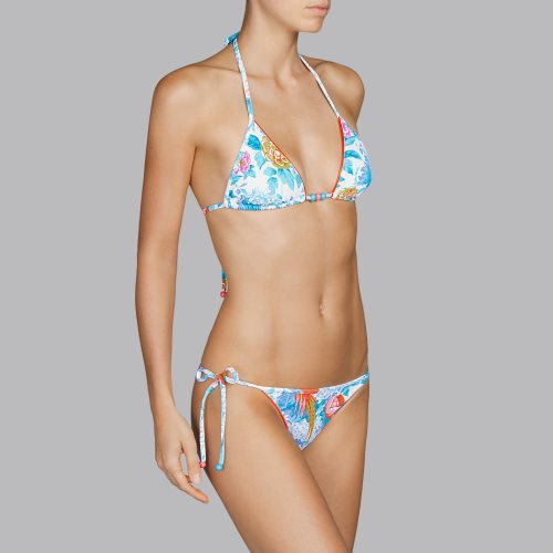 Andres Sarda Swimwear - TURACO - triangle bikini Front3