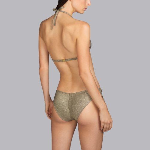 Andres Sarda Swimwear - MOON - triangel bikinitop Front5