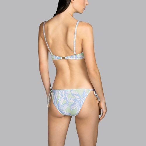 Andres Sarda Swimwear - POWER - triangle bikini top Front4