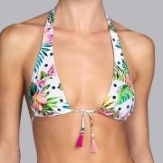 Andres Sarda Swimwear - SHELTER - triangel bikinitop Front