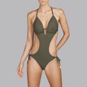 Andres Sarda Swimwear - ARACARI - trikini Front