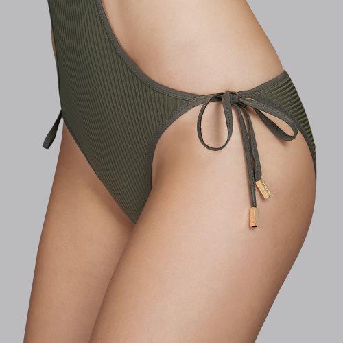 Andres Sarda Swimwear - ARACARI - trikini Front5