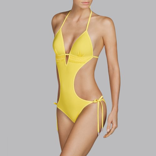 Andres Sarda Swimwear - ARACARI - trikini Front2
