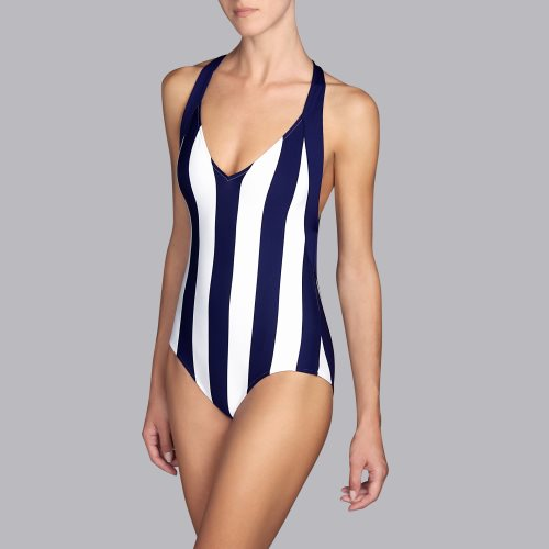 Andres Sarda Swimwear - AZURA - trikini front2